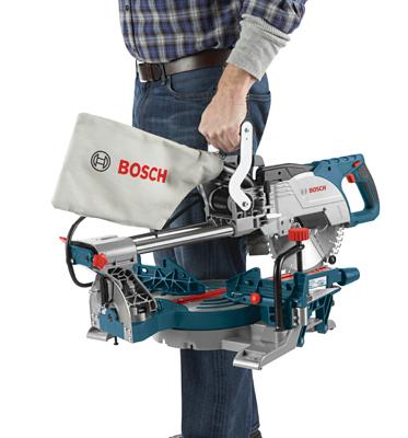 Модель торцовочной пилы Bosch CM8S