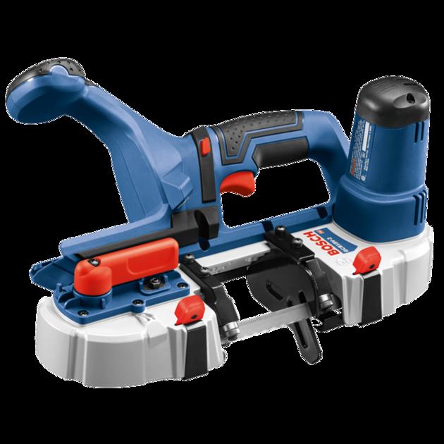 Аккумуляторная ленточная пила Bosch GCB18V-2N